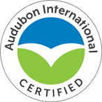 Photo Of Audubon International Logo Golf Tournament In Middletown, RI - Newport National Golf Club