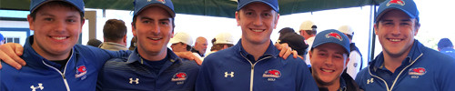 River Hawks Win Bentley Newport Invitational