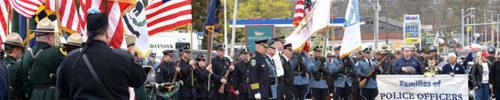 Aquidneck Island National Police Parade