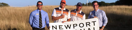 Newport National Four Ball Championship Was A Resounding Success