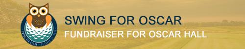 Swing For Oscar: Fundraising For Oscar Hall