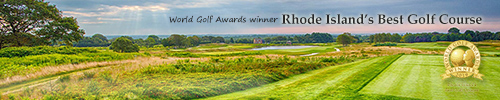 2019 World Golf Awards Rhode Island's Best Golf Course